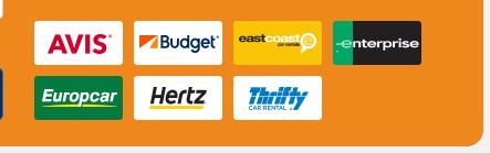 澳洲主要租车公司